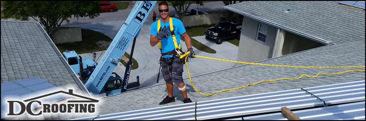DC Roofing, Inc. is a Roofing Company in Melbourne, FL