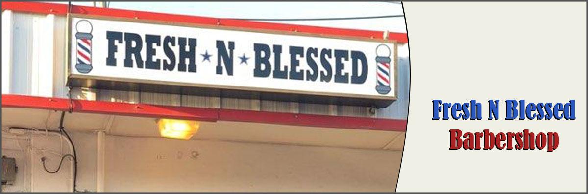 Fresh N Blessed Barbershop is a Barbershop in Irving, TX