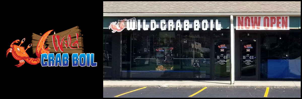 Wild Crab Boil is a Cajun Restaurant in Spring Grove, IL