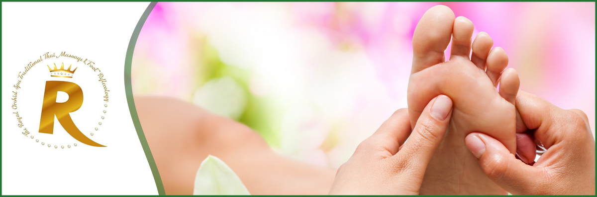 Royal Orchid Traditional Thai Massage Offers Reflexology in Chilliwack, BC